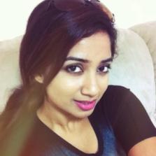 Sreaya Ghoshal